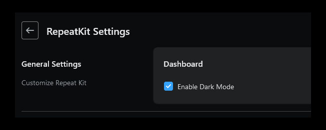 Welcome to the dark side – Dark Mode for Ongoing is here