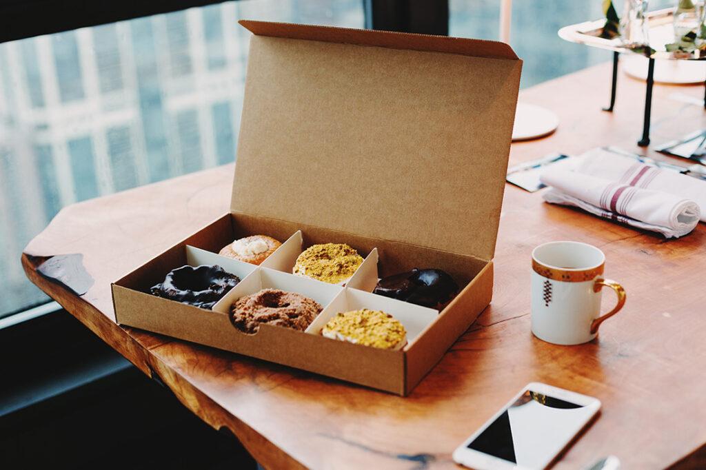 food subscription box benefits